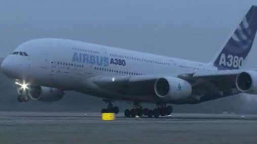 Welcome A380