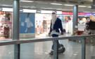 Mit dem Airport Santa nach Singapur
