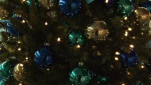 Flughafen Zürich: Frohe Weihnachten!