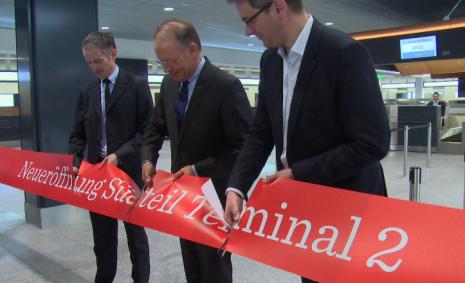 Flughafen Zürich: Das neue Check-in ist da