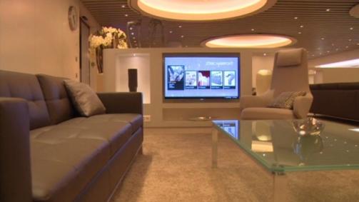 Neue VIP-Lounge für den Flughafen Zürich