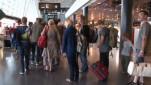 Kampf gegen den Passagierstau