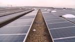Photovoltaik-Module am Flughafen Zürich