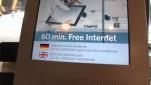 Gratis Internet am Flughafen Zürich