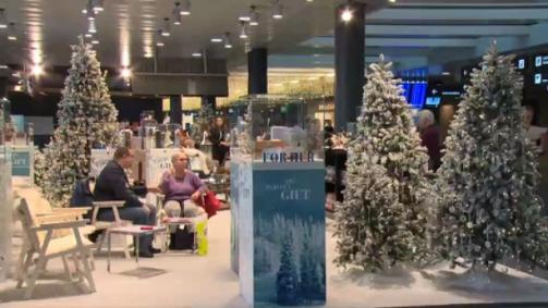 Flughafen Zürich: X-mas Event 2014 – Blick hinter die Kulissen