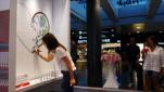 Swatch Loves Art am Flughafen Zürich