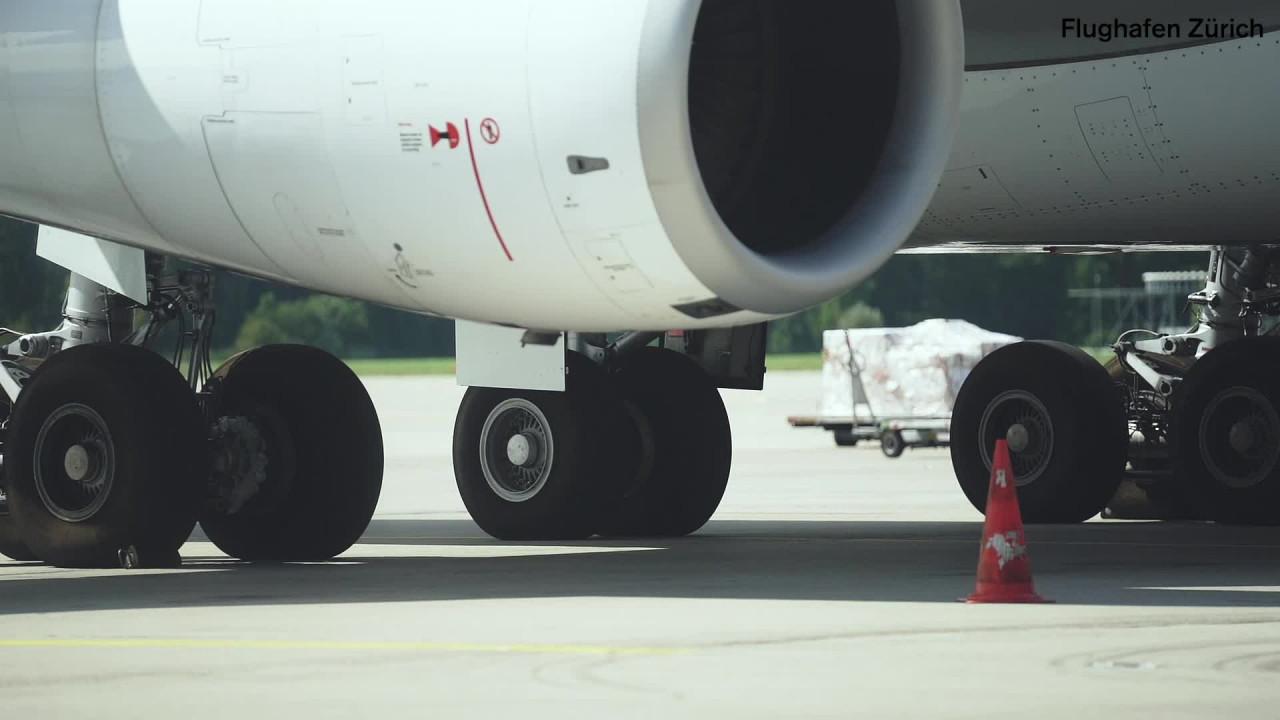 Flughafenbetrieb mit Insider